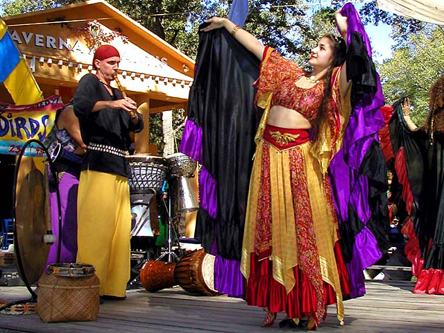 Gypsy Dance Theatre - Alla Rada's Photo Gallery