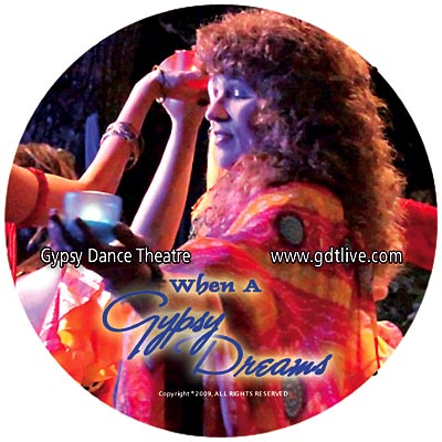 When a Gypsy Dreams Disk Imprint